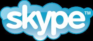 Skype Logotipo espiar